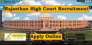 Rajasthan High Court Recruitment 2020 – Apply Online for 1760 Jr Judicial Asst, Jr Asst, Clerk @ hcraj.nic.in/hcraj/