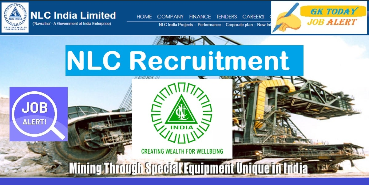 NLC Recruitment 2020 min