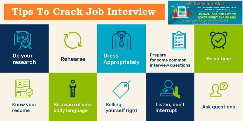 How To Crack Interview | Tips To Crack Job Interview